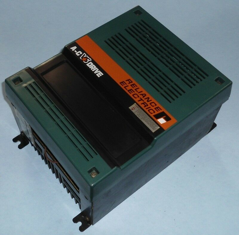 Reliance Electric 2hp Ac Variable Speed Vs Drive 1ac2002