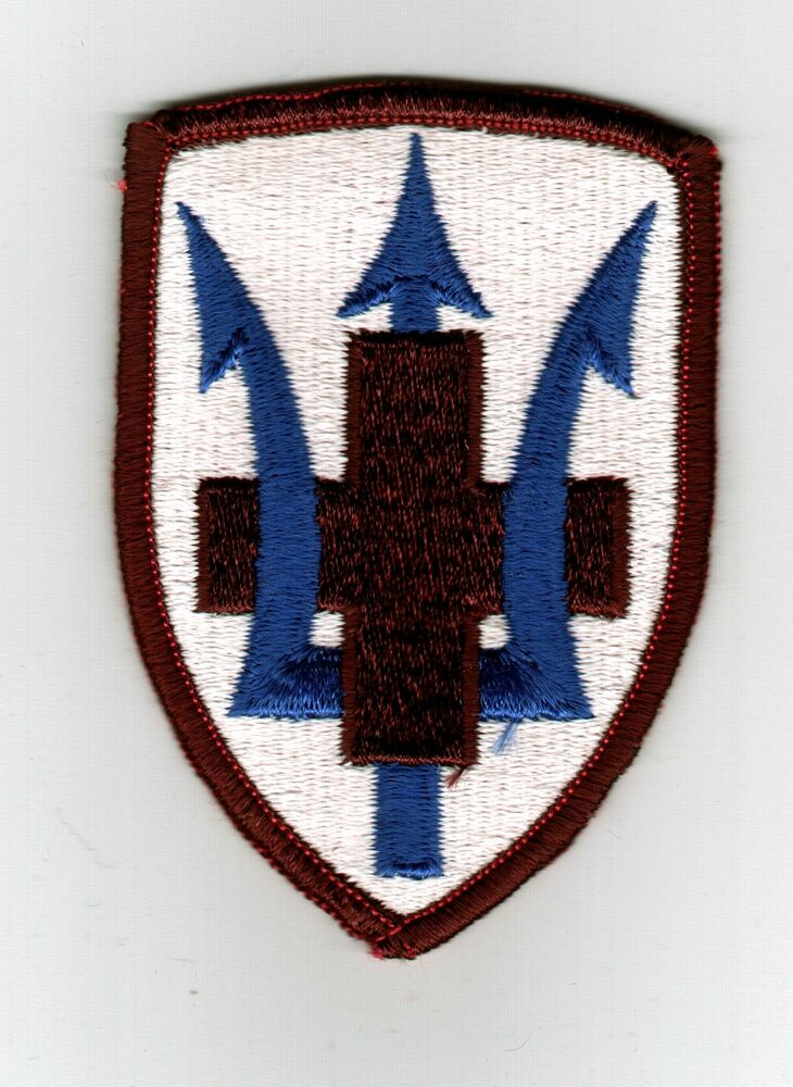 2nd Medical Brigade Patch Medical Patches Army