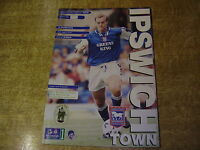 1998-99 DIVISION ONE - IPSWICH TOWN v SUNDERLAND