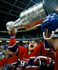 CLAUDE LEMIEUX MONTREAL CANADIENS NHL HOCKEY 8X10 PHOTO STANLEY CUP