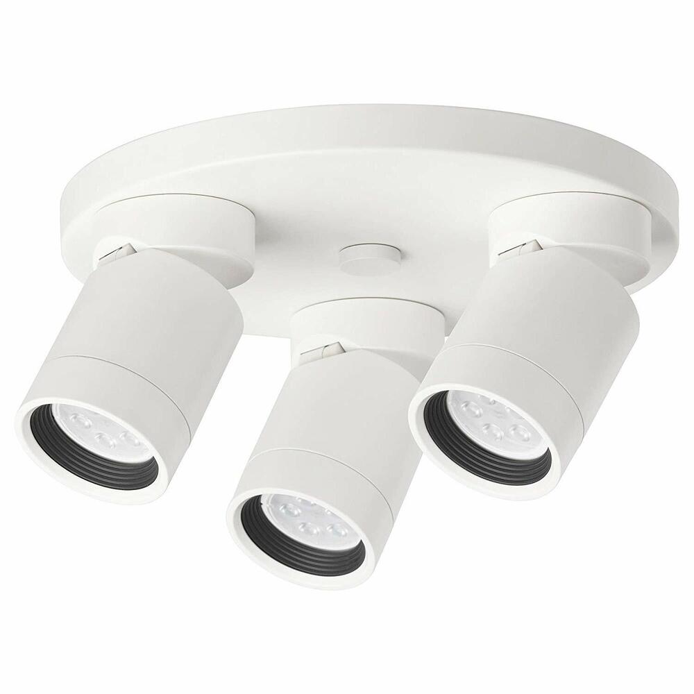 Double insulated class 2 spot light fitting no earth required kitchen living rm ebay