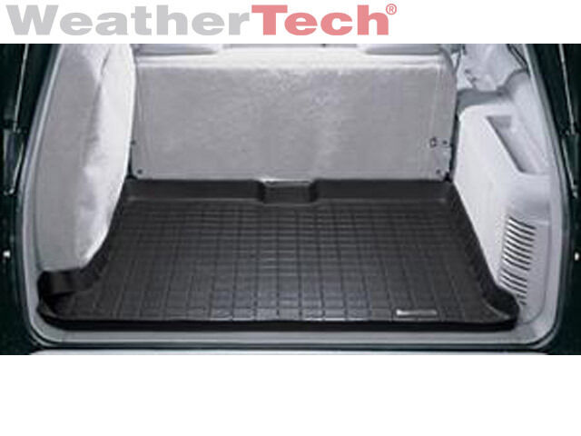 Where To Buy Weathertech >> WeatherTech Trunk Cargo Liner for Chevy/GMC Suburban - Small - 1992-1999 - Black | eBay