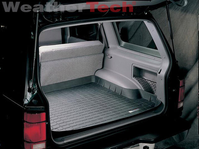 Weathertech 174 Cargo Liner Trunk Mat Ford Explorer 4 Door