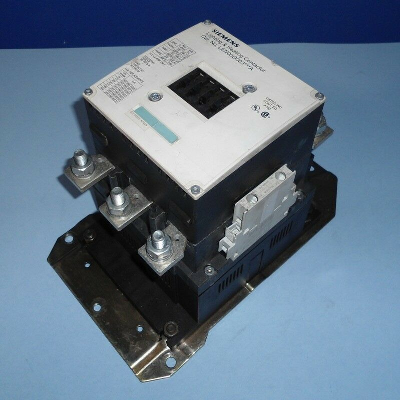 SIEMENS LIGHTING & HEATING CONTACTOR LEN00G003***A