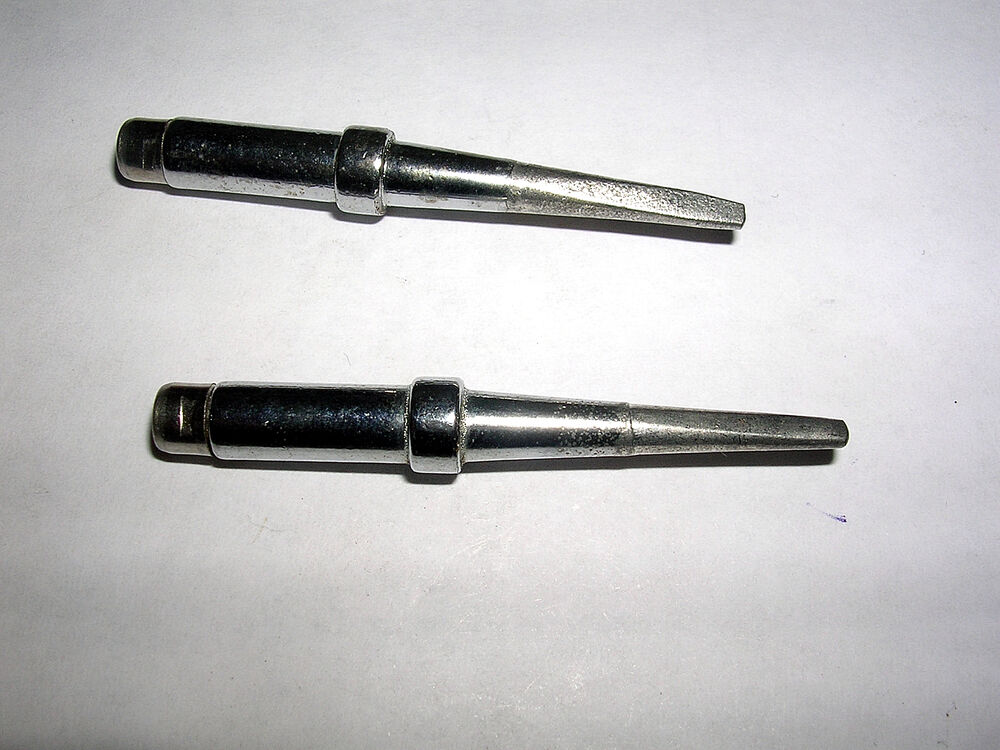 hexacon soldering iron replacement tip 605 new 2pc ebay. Black Bedroom Furniture Sets. Home Design Ideas