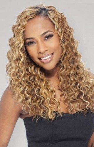 """AMAZING DEEP 18"""" EQUAL FREETRESS SYNTHETIC WEAVE EXTENSION ... - photo #12"""