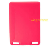 PK Anti-Slip TPU Gel Case Skin Cover + Free SP For Amazon Kindle Touch 3G Wi-Fi