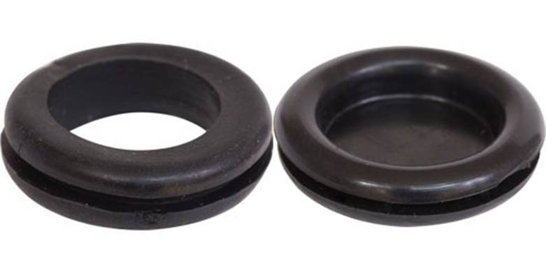 Rubber blanking hole grommet 20mm 22mm 25mm open or closed for 3 furniture grommet