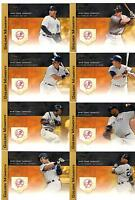 2012 Topps Series 1, Golden Moments Robinson Cano #GM-39 New York Yankees