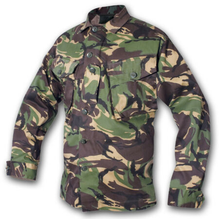 img-BRITISH ARMY SOLDIER 95 ISSUE SHIRT GENUINE DPM CAMOUFLAGE SUPER GRADE JACKET