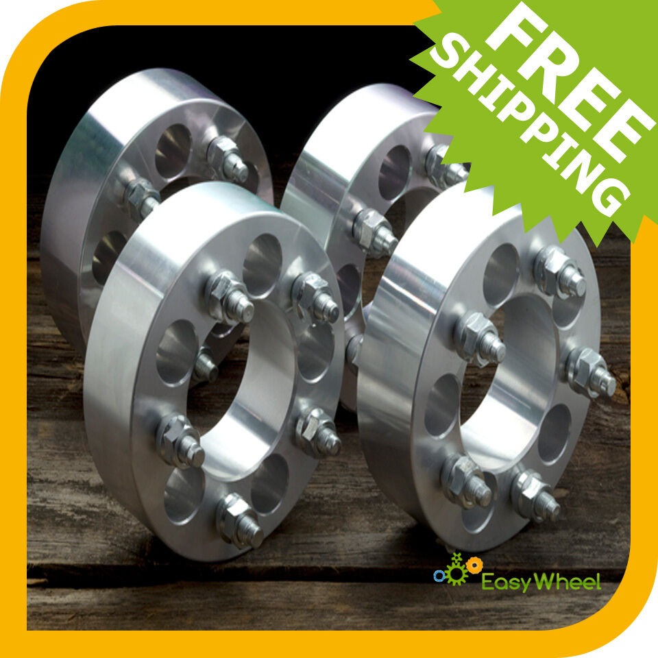 Jeep Commander Wheel Spacers Jeep Wheel Spacers Adapters 2 inch thick | eBay