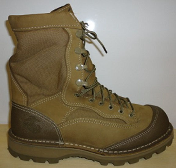 Genuine Issue Usmc Rat Rugged All Terrain Boots Bates