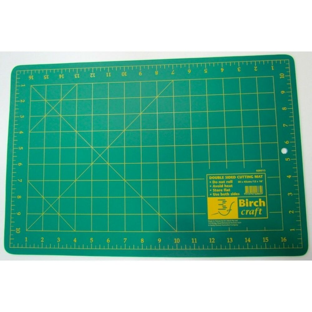 Cutting Mat And Rotary Cutter Great For Quilting And