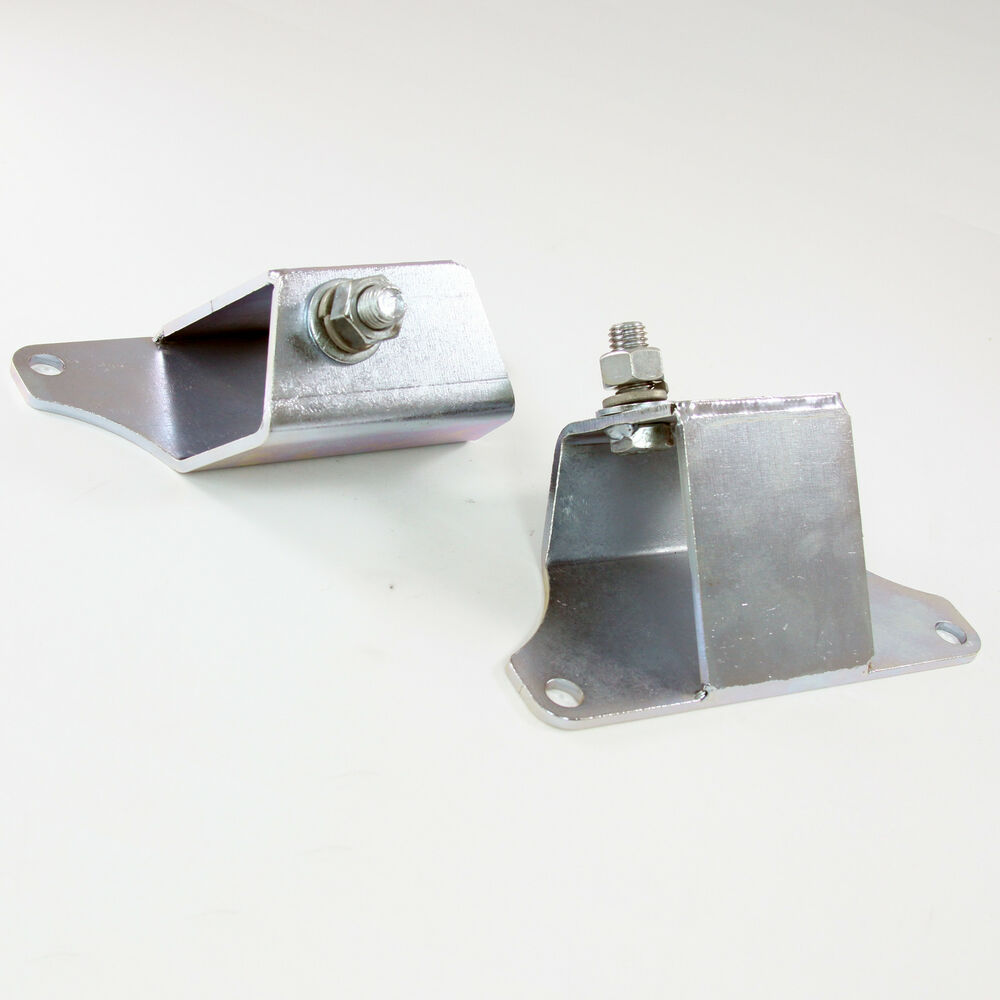 Upr 1979 1995 Ford Mustang Pro Series Solid Motor Mounts