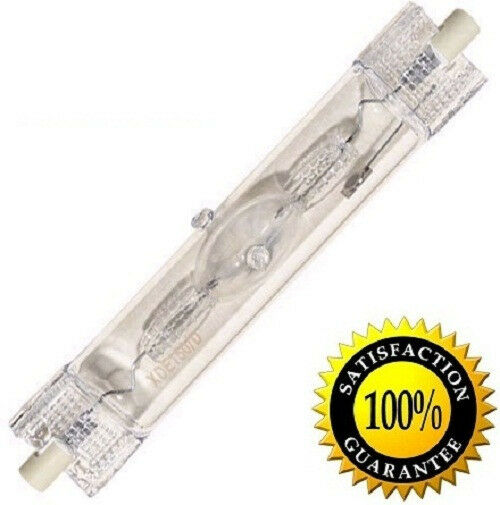 150W HQI Metal Halide 14000K RX7s Double Ended 14K