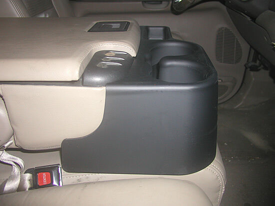 99 01 Ford Superduty Add On Center Console Cup Holder