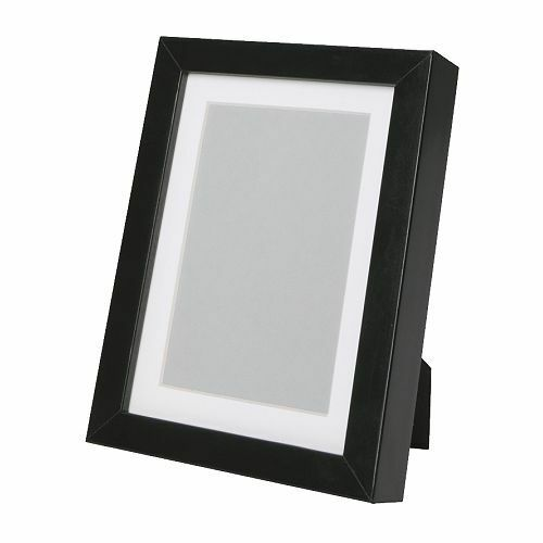 1 x ikea ribba picture photo frame 5 x 7 choose your. Black Bedroom Furniture Sets. Home Design Ideas