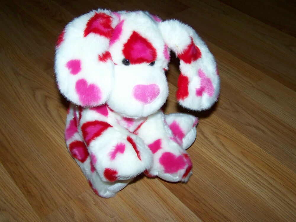 Build A Bear Valentines Day Dog