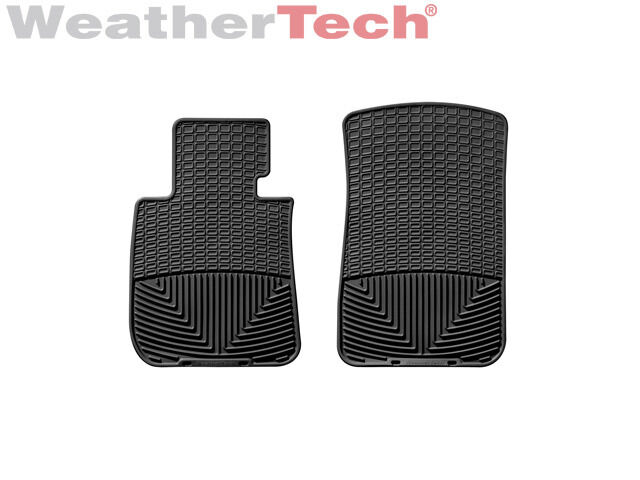 Weathertech 174 All Weather Floor Mats For Bmw Z4 2009 2015