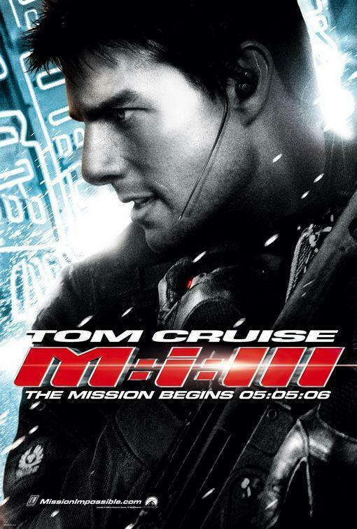 MISSION IMPOSSIBLE III...