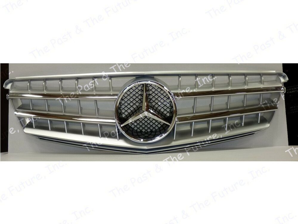 2008 2009 2010 2011 mercedes benz c class w204 style cl for Mercedes benz c300 grill
