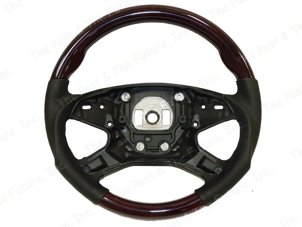 09 10 11 12 mercedes benz e class w212 style steering for Mercedes benz steering wheel