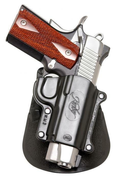 Fobus Paddle Holster Kimber Ultra Carry 1911 3 inch with ...