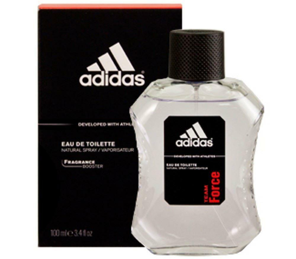 Adidas Team Force Cologne For Men 3 4 Oz Edt 3 3 Spray New
