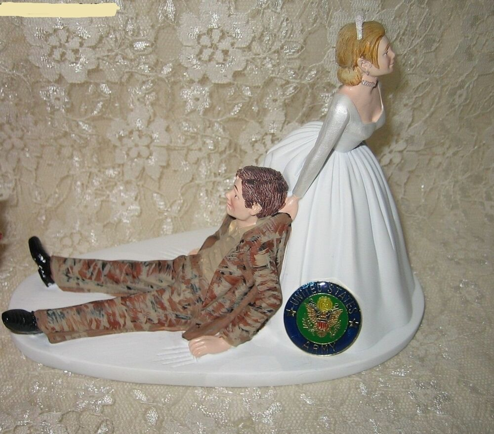 us army wedding cake toppers wedding reception army cake topper desert 21508