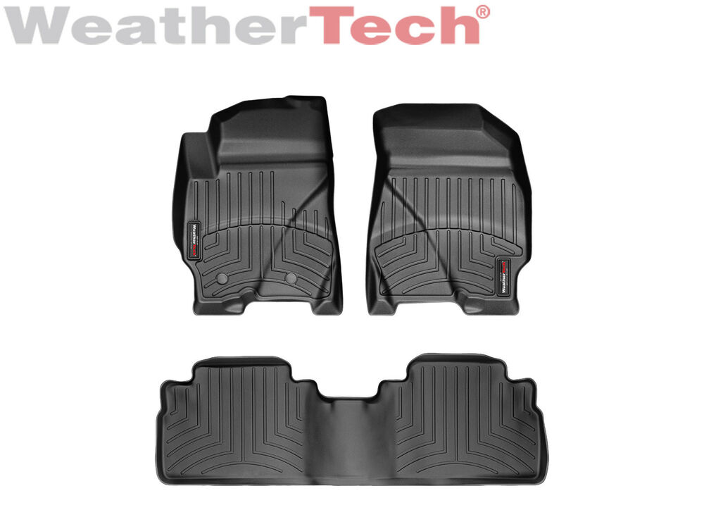 2017 ford escape weathertech floorliner car floor mats. Black Bedroom Furniture Sets. Home Design Ideas