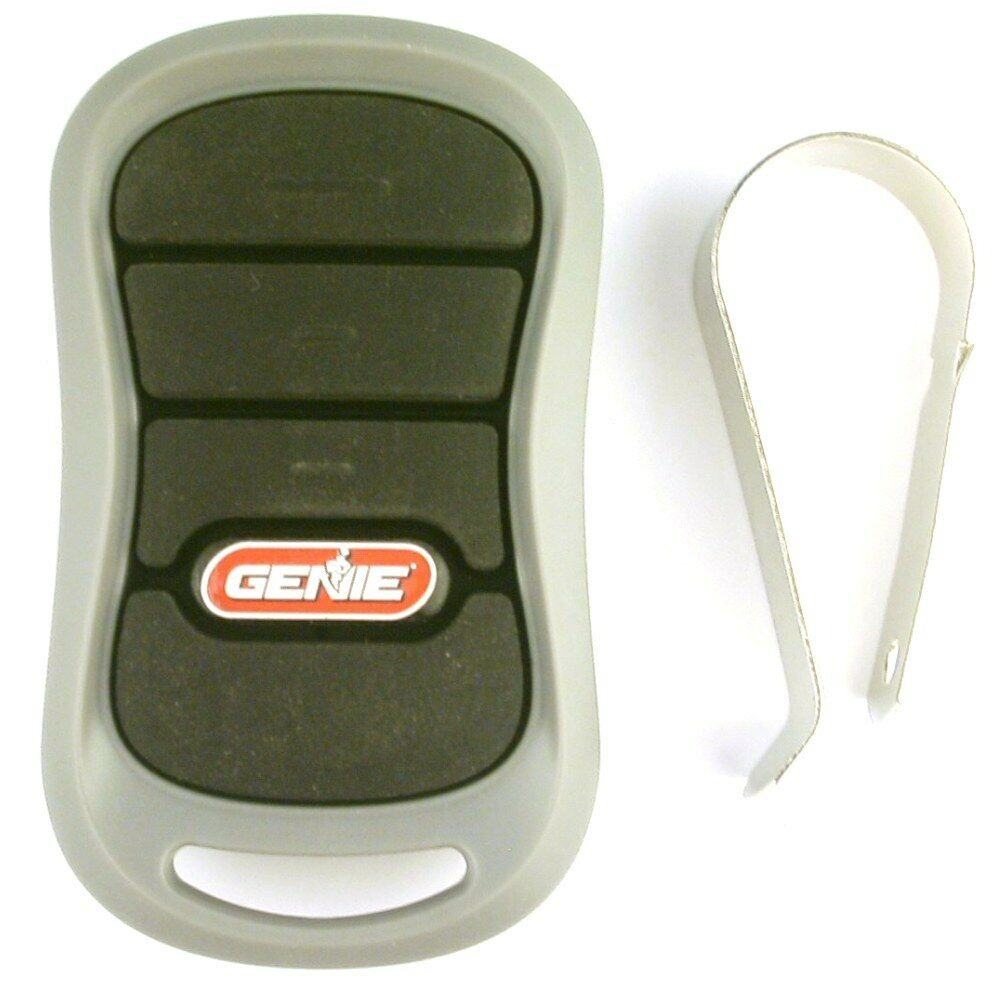 Genie g3t bx 3 button intellicode 2 garage door opener for Genie garage door