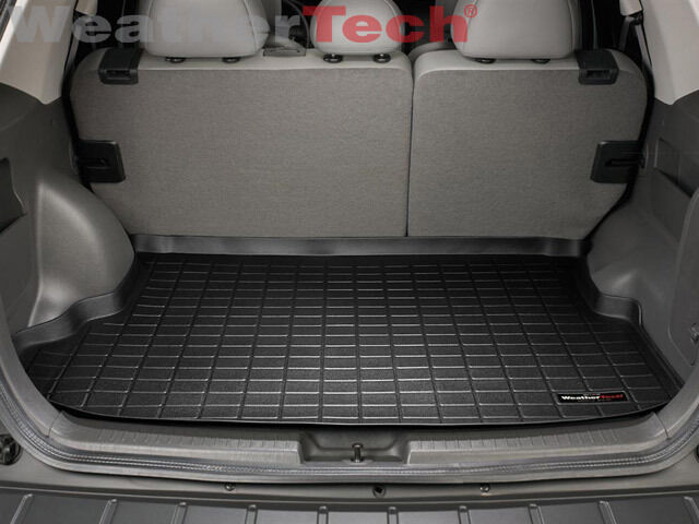 weathertech cargo liner ford escape 2005 2012 black. Black Bedroom Furniture Sets. Home Design Ideas