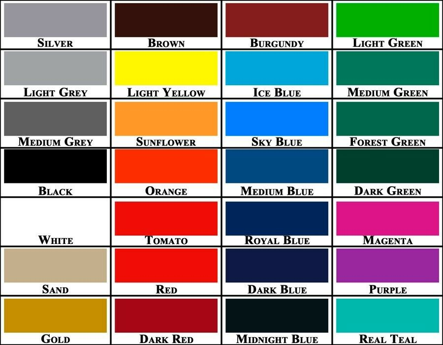 Tape ft roll vinyl pinstriping pinstripe tape 28 colors available