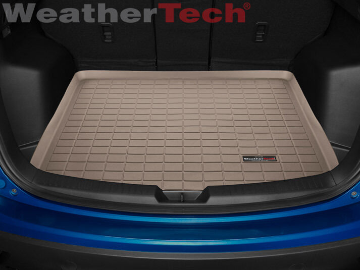 weathertech cargo liner trunk mat mazda cx 5 2013 2016 tan ebay. Black Bedroom Furniture Sets. Home Design Ideas