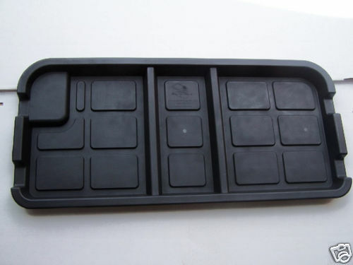 Club Car Golf Cart Underseat Storage Tray Fits Ds 1982 Up