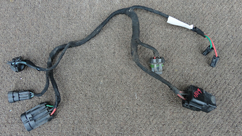 360 rh radiator cooling fan wiring harness p n 179010 ebay