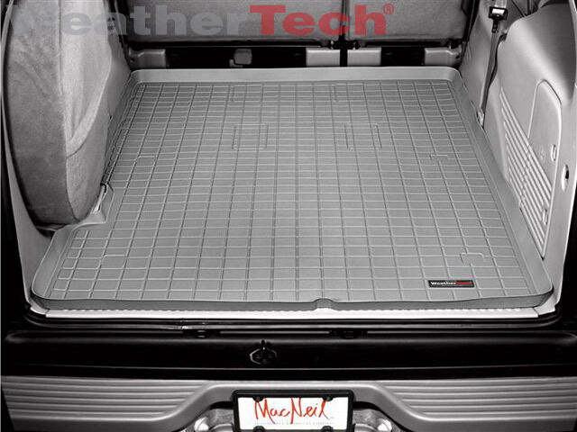 Weathertech 174 Cargo Liner Trunk Mat Ford Excursion