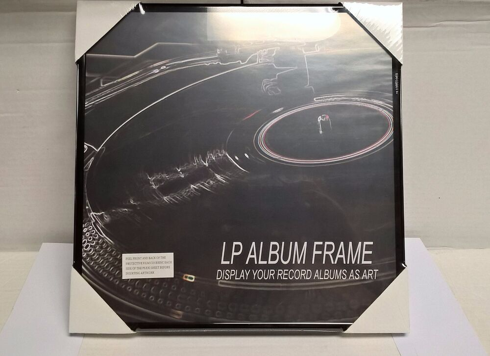 Lot Of 6 Record Album Frames New In Wrap Free Ship Ebay