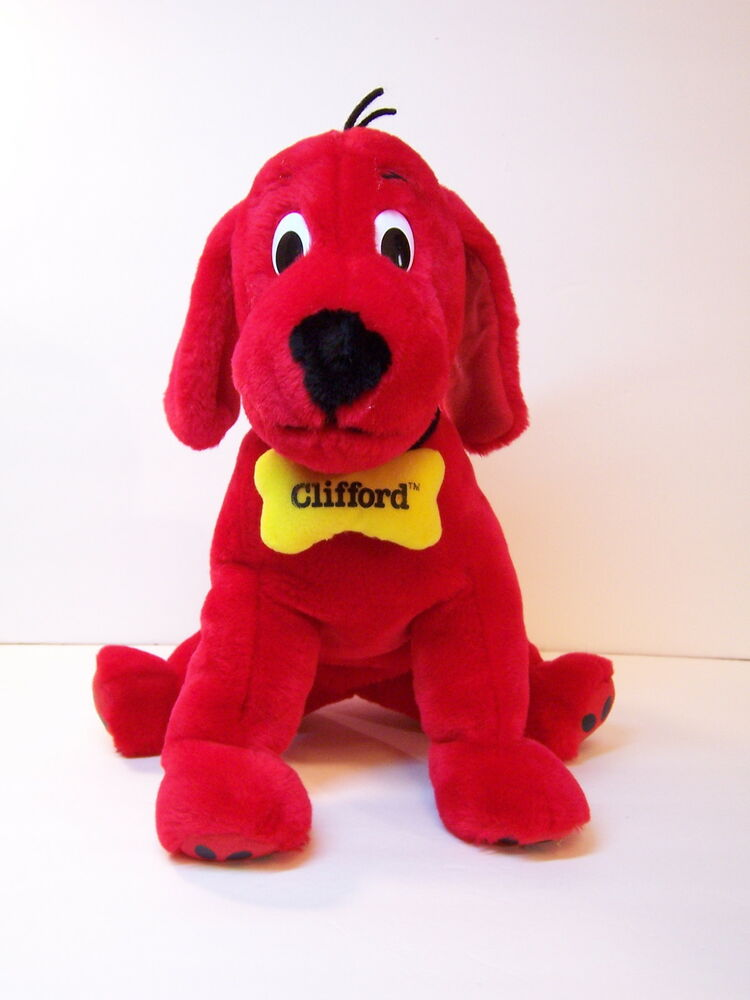 Toys For Big : Kohl s cares for kids clifford the big red dog bone