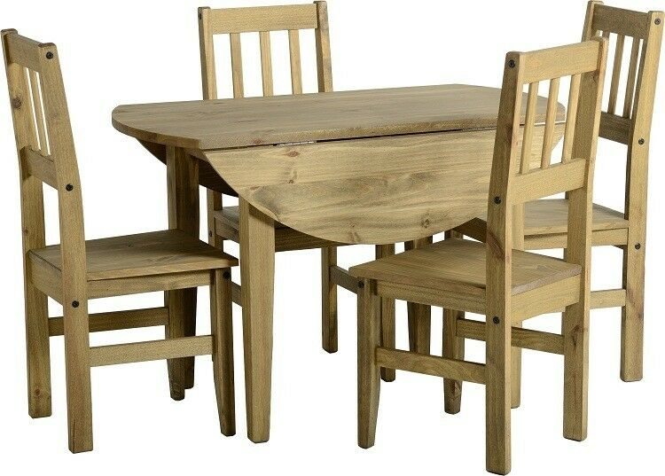Corona Circular Round Drop Leaf Mexican Pine Dining Table  : s l1000 from www.ebay.co.uk size 750 x 537 jpeg 66kB