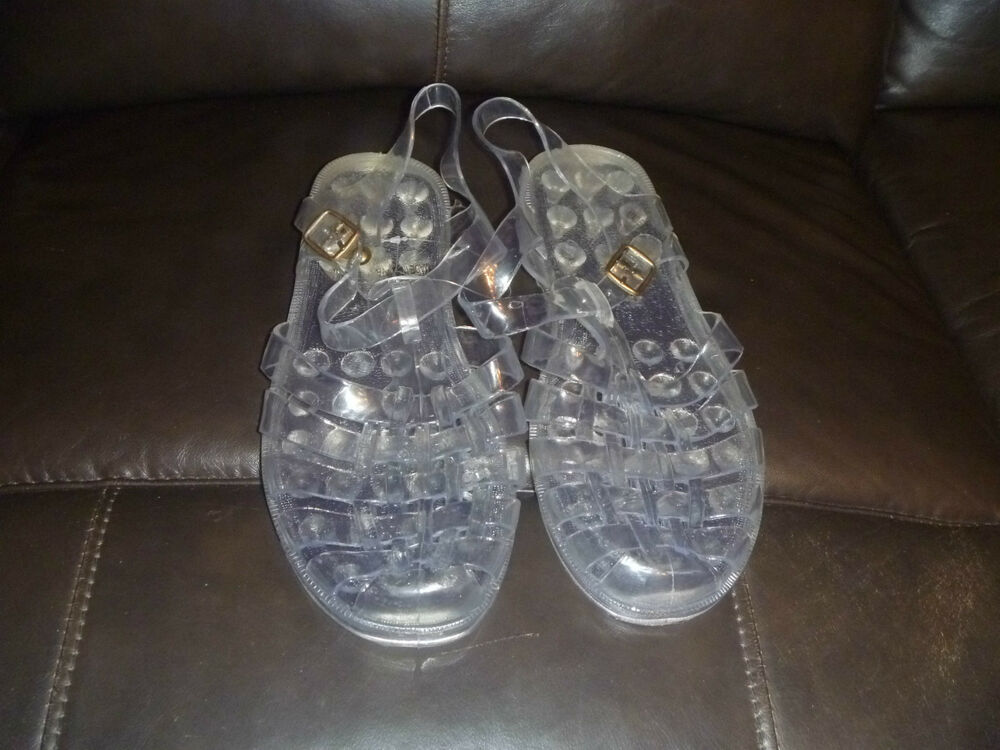 Mens Jelly Beach Shoes