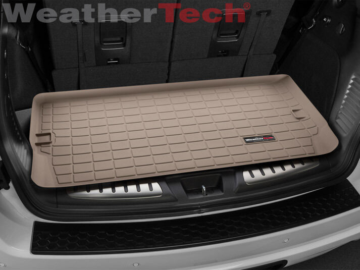 Weathertech Car Mats >> WeatherTech Cargo Liner Trunk Mat for Dodge Durango - 2011 ...