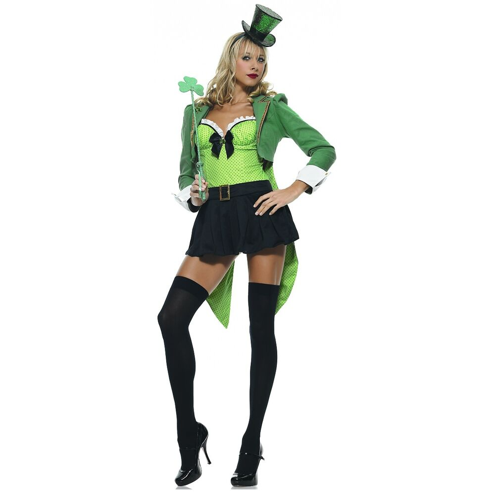 St Patricks Day Costumes are an outstanding way to create a new persona. Pick out the right clothing size and style from all the listed items to get just what you want. St Patricks Day Costumes come in an assortment of colors including green. Sift through several items made in the United States.