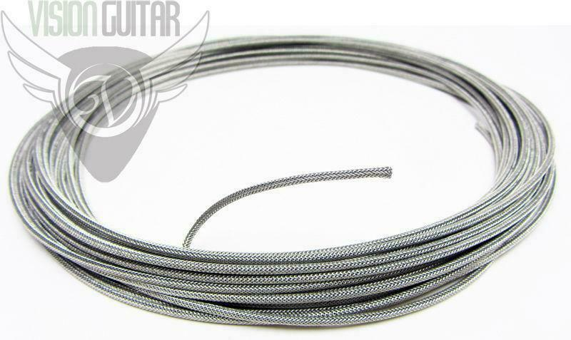 True Vintage 50\'s Braided Shield Guitar Hookup Wire 22 AWG - 2 ...