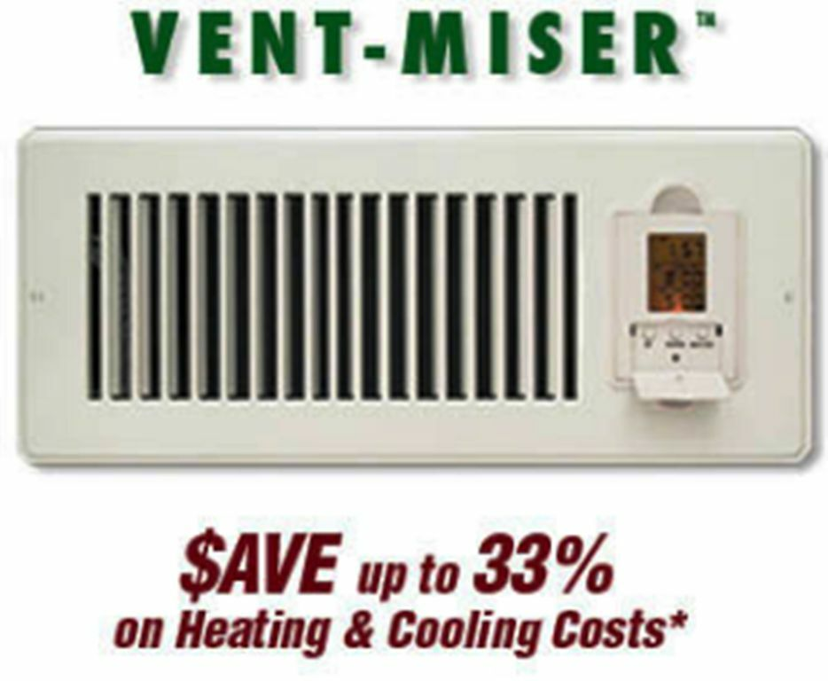 Air Ventilator Home : Air vent miser programmable heating cooling for the