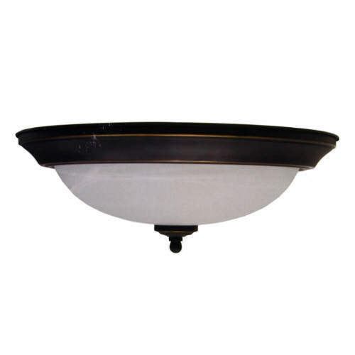 Light Fixture Ceiling Fluorescent GE Energy-Star Home
