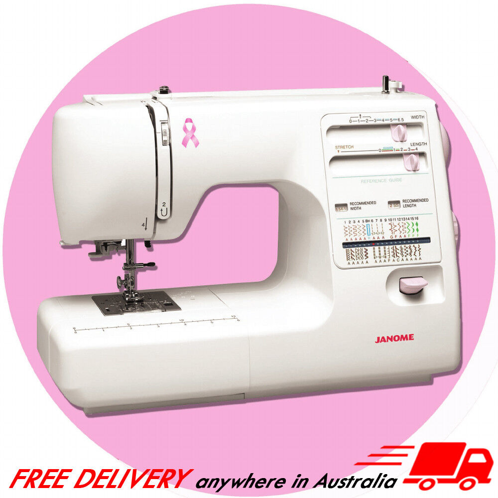 Janome My Style 5027 LE Sewing Machine NEW Quilting ...
