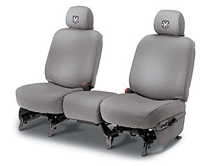 2012 And Under Dodge Ram Series Gray Interior Seat Covers Oem 82211157 Ebay