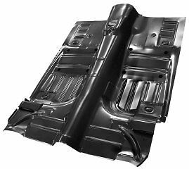 Ford Mustang Complete Floor Pan Convertible 65 66 67 68 69