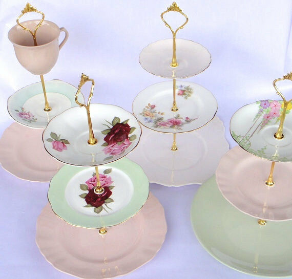 how to make a wedding cake stand out of styrofoam how to make 3 tier vintage wedding cake plate tiered stand 15898
